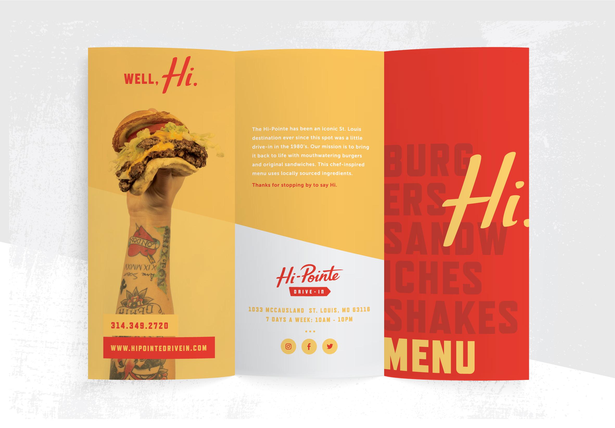 Restaurant Brand Development and Design St. Louis